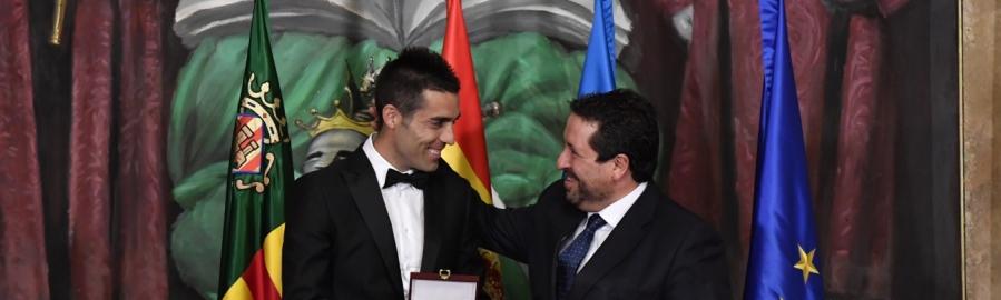 El futbolista Bruno Soriano exalçarà Castelló com el millor escenari esportiu