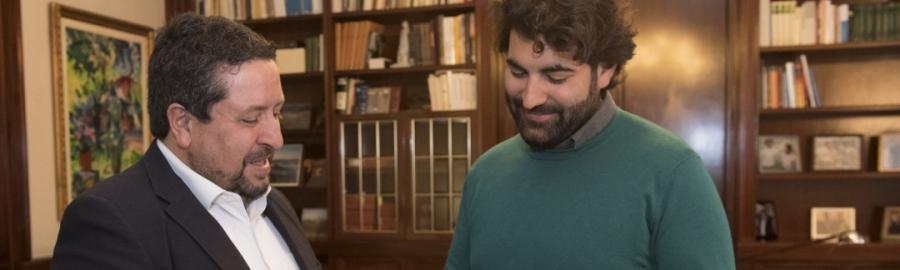 La Diputación rinde tributo a la provincia en un original vídeo navideño