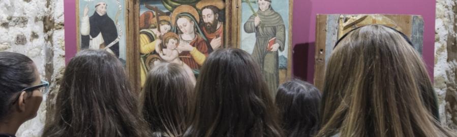 La Diputación dinamiza el turismo cultural en Navidad con La Llum de la Memòria