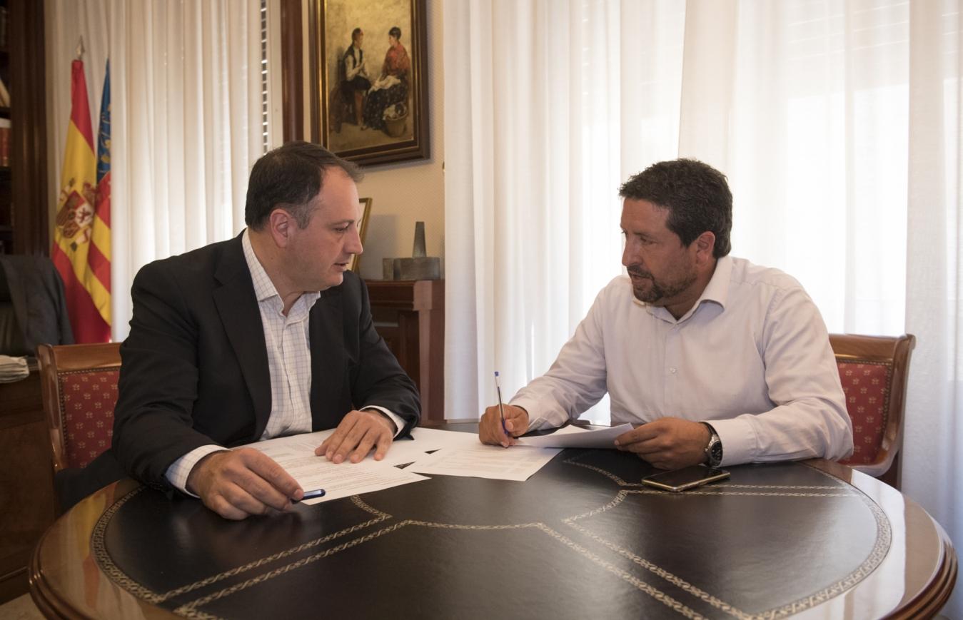 La Diputación adelantará en enero 45,7 millones a 55 municipios