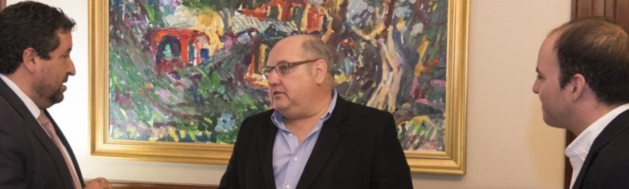 La Diputación colaborará con ASOCIEX en Fruit Logistica