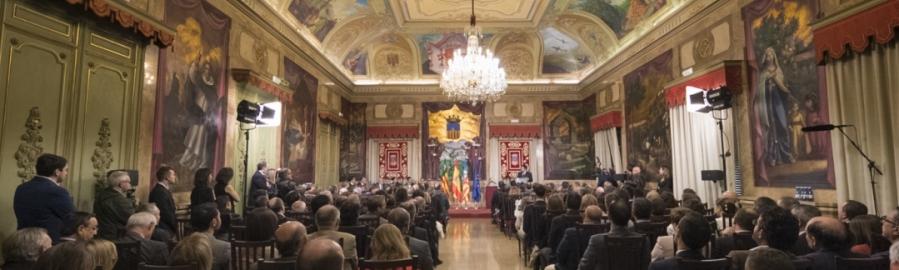 La Diputación retransmitirá vía streaming la conferencia del juez Grande- Marlaska
