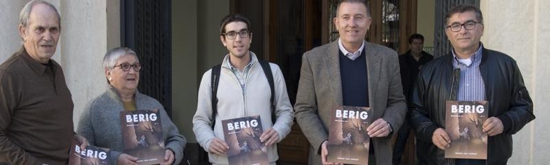 La Diputació fomenta el coneixement de les coves de la província amb la revista Berig
