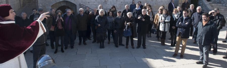 La Diputación duplica los visitantes y los ingresos del Castillo de Peñíscola