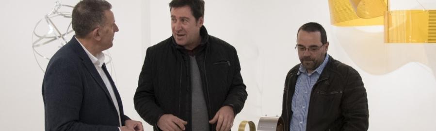 La Diputación presenta la exposición 'Parestesia' de Miguel Bañuls