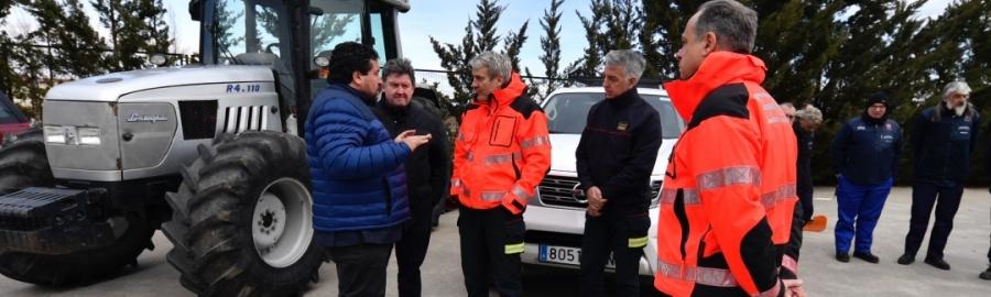 16 nuevas brigadas forestales para prevenir incendios