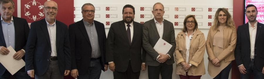 La Diputación exportará la diversidad provincial con los Campeonatos de Ciclismo