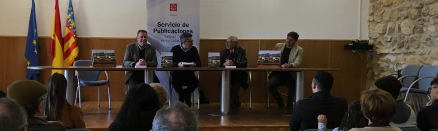 La Diputación presenta el libro de La Serra d´En Galceran de Pepe Puig