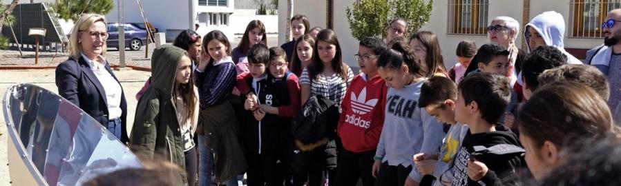 La Diputación promueve la eficiencia energética entre los más pequeños