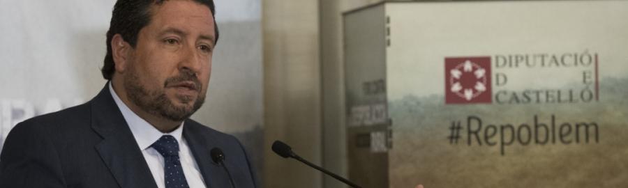 Moliner expondrá en el Congreso de los Diputados el programa Repoblem