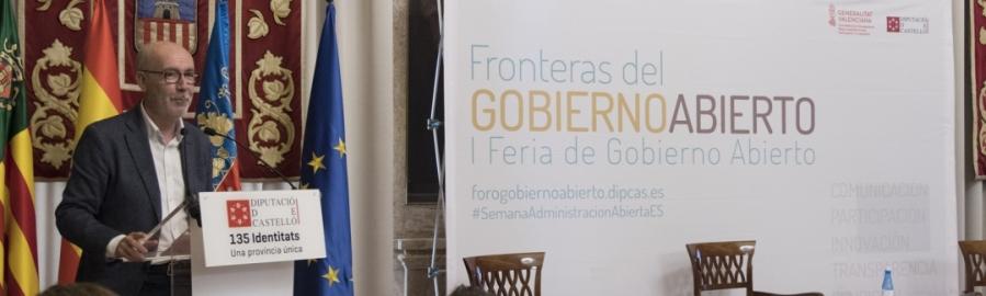 Los expertos avalan el modelo de Gobierno Abierto de la Diputación