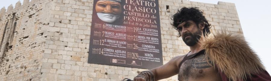 Esgotades les entrades per a la Celestina del Festival de Teatre Clàssic de Peníscola