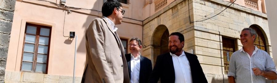 Diputación y Generalitat ponen en valor el Colomer Zurita de Morella