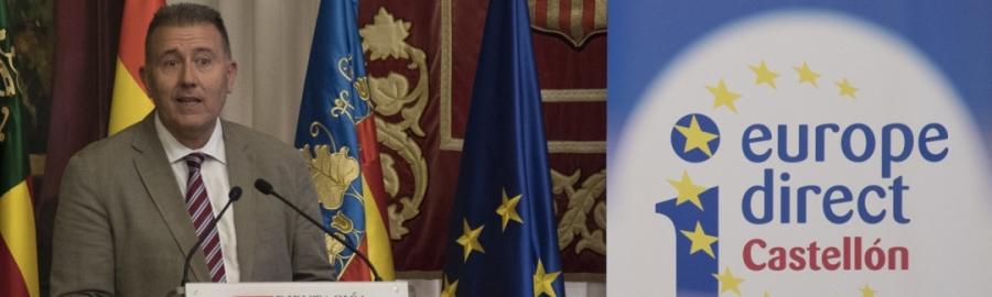 Diputació acostarà el funcionament de la UE a les aules de Castelló