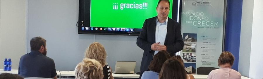 Diputación ayuda a 59 empresas de 25 pueblos a 'crecer en tiempo récord'