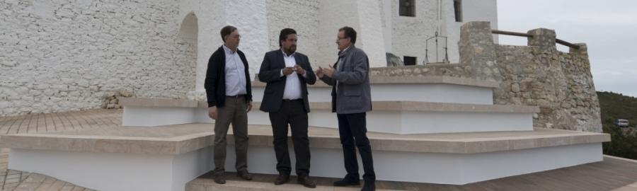 Moliner activará una inversión histórica de 10 millones en los pueblos