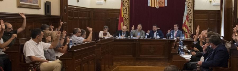 Diputación aprueba 10 millones de inversión para los ayuntamientos