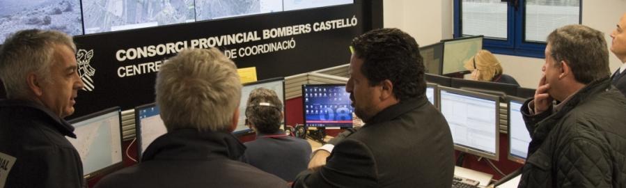 Diputación trae a Castellón a los mejores expertos del mundo en prevención de incendios
