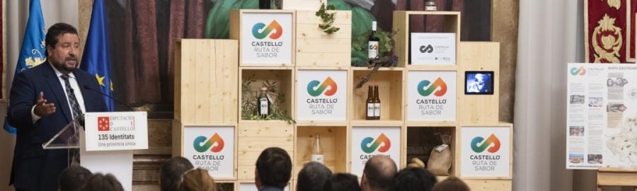 Diputación suma 115 embajadores a Castelló Ruta de Sabor
