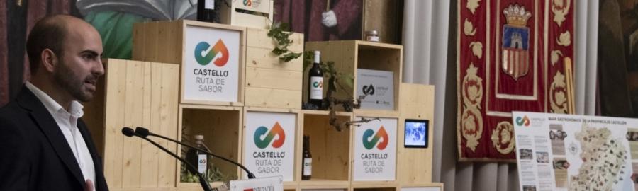 Diputació edita el primer 'gastromapa Castelló Ruta de Sabor' de promoció turística