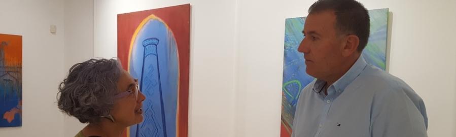 Homenatge a Beatriz Guttmann amb l'exposició 'Guttmann de viaje' en Les Aules