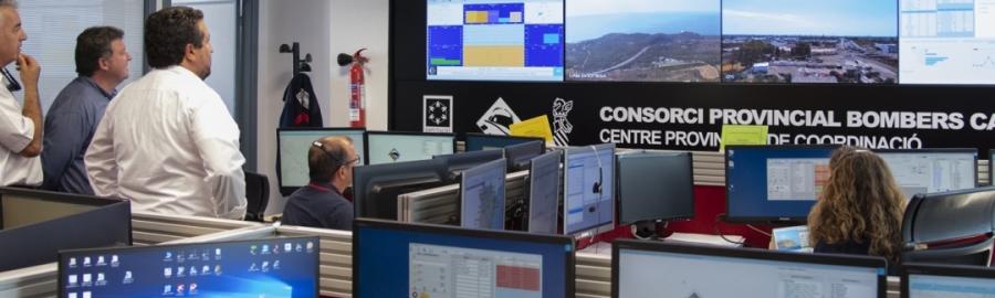 Diputación activa el dispositivo provincial de emergencias