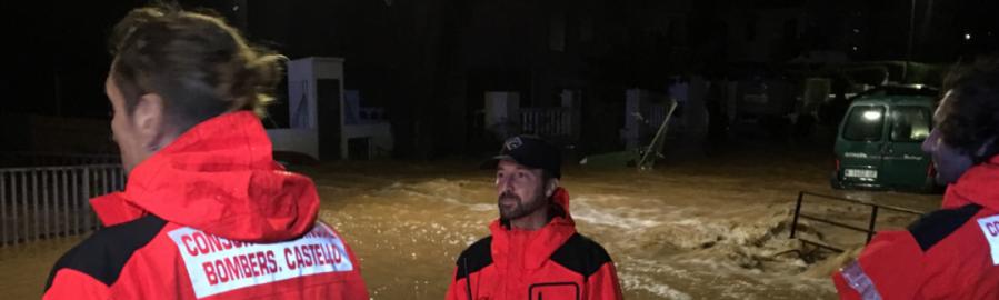 El Consorcio Provincial de Bomberos de la Diputación ha atendido ya 121 situaciones de emergencia
