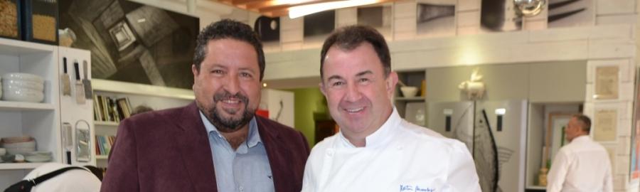 Berasategui participará en Castelló Ruta de Sabor apoyando a los cocineros castellonenses