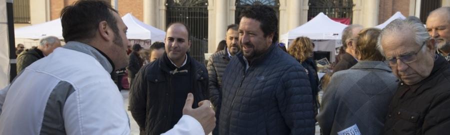 Diputación incluye 60 productores de la provincia en la I Feria Castelló Ruta de Sabor