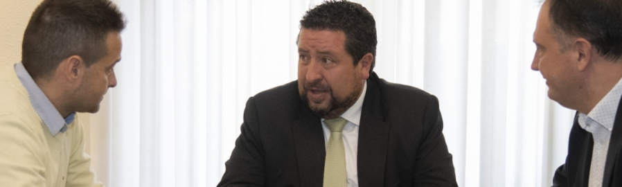 Moliner deja a cero la deuda de la Diputación con los bancos