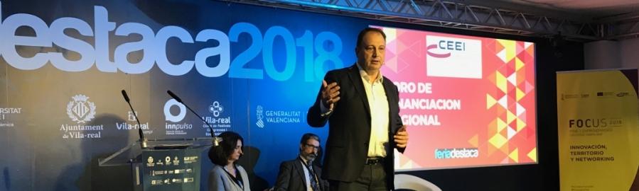 Diputació presenta el seu pioner programa Òrbita que atrau noves inversions