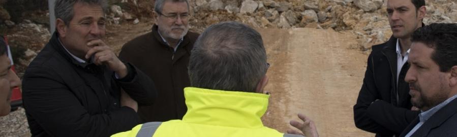 Diputación destinará 13 millones a depuradoras y otros 10 a mejorar carreteras