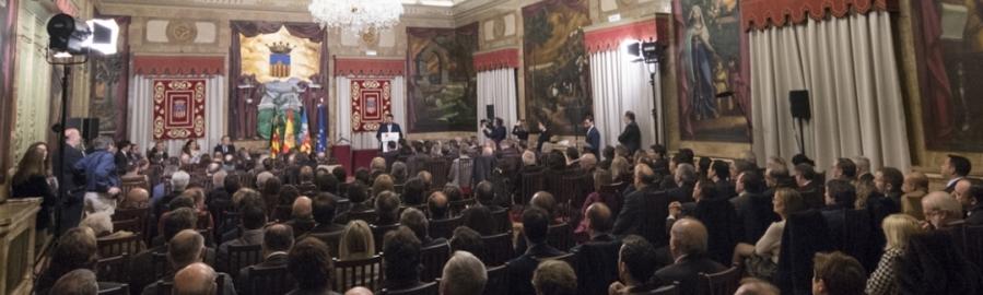 La Diputación invita a conmemorar los 40 años de la Constitución con Fernando Jáuregui