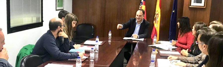 Diputación prepara con el respaldo de más de 20 ayuntamientos su participación en Cevisama