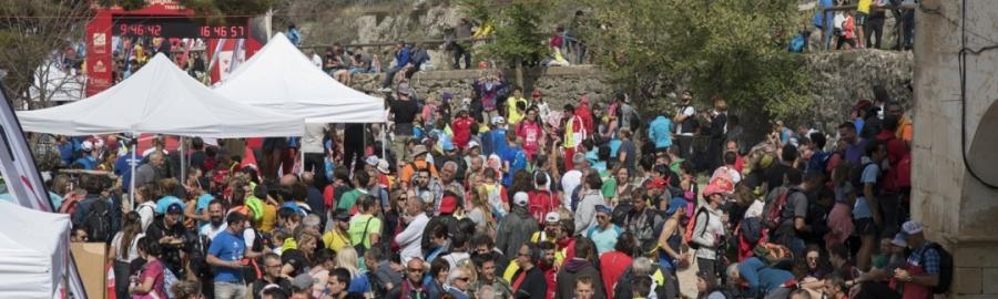 Las más de 4.700 preinscripciones a la Penyagolosa Trails refuerzan el impacto turístico