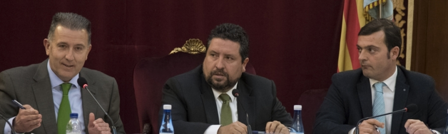 La Diputación mostrará su respaldo al sector citrícola como emblema y orgullo de la provincia