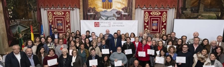 Diputación lidera la mayor inversión a colectivos sociales con 500.000 euros