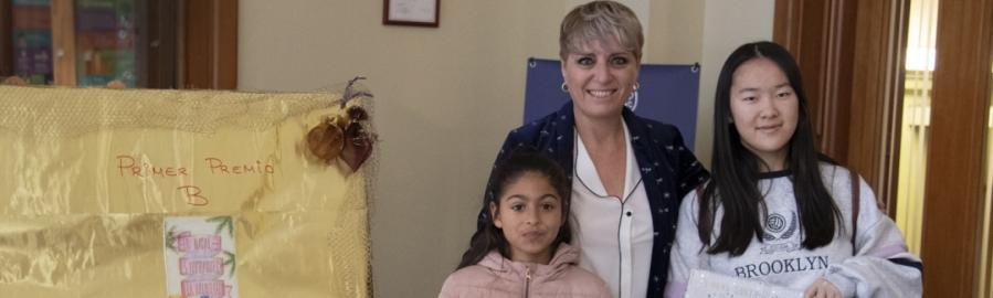 Diputación entrega los premios de su Concurso de Postales Navideñas 'Soy Solidari@'