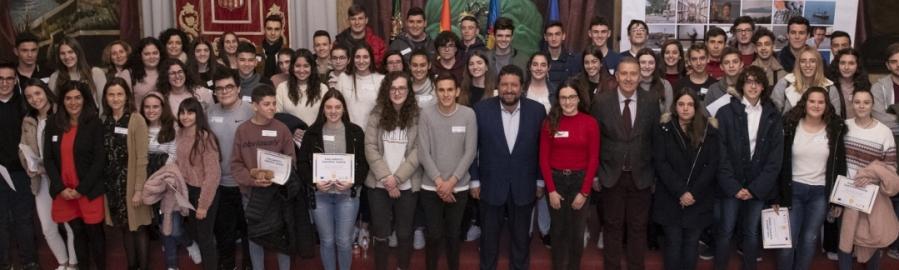 La Diputación acerca el funcionamiento de la UE a las aulas de Castellón
