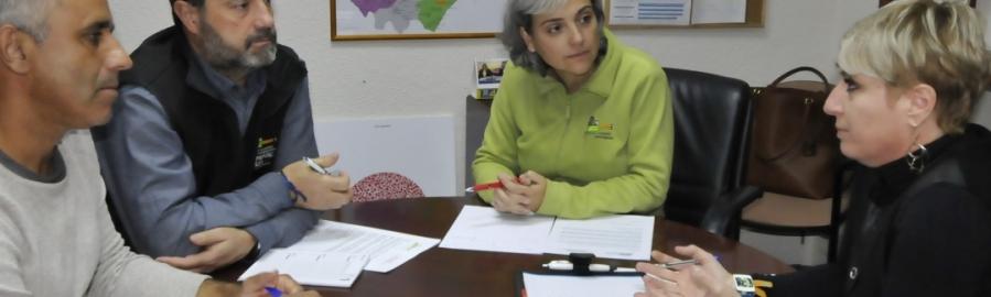 Diputación constata con la FAPA el buen funcionamiento de sus Escoles Matineres