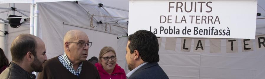 La Diputación promociona el consumo de alimentos de Castellón en las celebraciones de Nochevieja