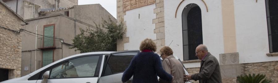 Diputación reedita el Transporte Rural con Fines Médicos