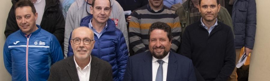 Diputación consolida el calendario deportivo este 2019 con más de 300 competiciones