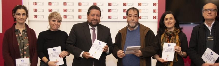 Diputación aúna esfuerzos con la Asociación Alcer Castalia