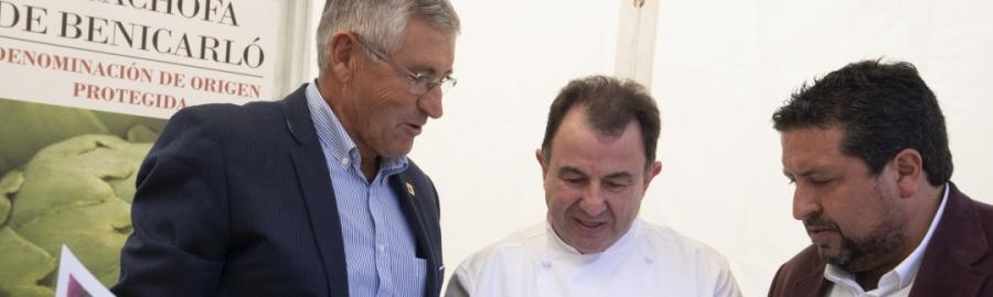 Diputación llevará los productos de Castelló Ruta de Sabor a Madrid Fusión