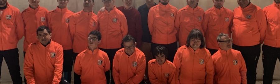 Diputación promueve el fútbol inclusivo en la provincia
