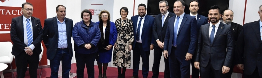 Diputación lidera el apoyo institucional de la provincia