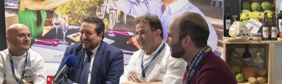 Diputación concluye Madrid Fusión posicionando los productos de Castelló Ruta de Sabor