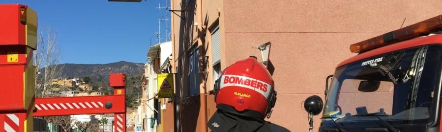 El Consorcio Provincial de Bomberos atiende 60 emergencias