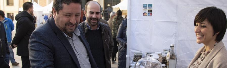 Diputación reforça la XVI Mostra de la Trufa Negra de l´Alt Maestrat